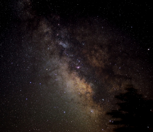 Looking toward the center of our Milky Way Galaxy      https://www.starsynctrackers.com/  garyhug@starsynctrackers.com